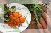 carottes cuites
