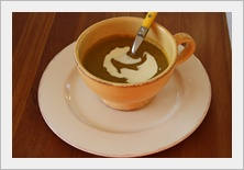 veloute feuilles