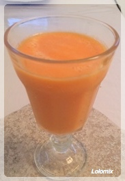 jus vitaminé lolomix thermomix