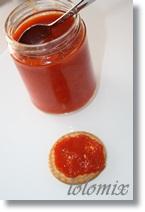 chutney de poivrons rouges recette espagnole lolomix 39 s blog. Black Bedroom Furniture Sets. Home Design Ideas