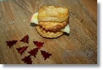 foie gras poelée pommes thermomix