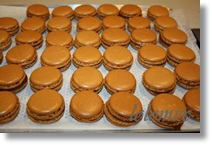 macarons caramel pommes thermomix