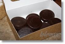 pièces en chocolat thermomix