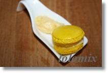 macaron citron thermomix
