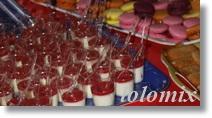 panna cotta fraises thermomix