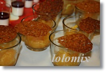 salade d'orange tuiles thermomix lolomix