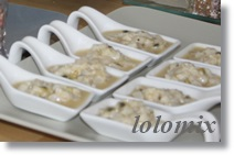 tartare de saint jacques thermomix