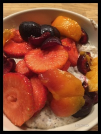 Miam aux fruits thermomix lolomix