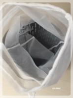 filtrer lait d'amandes thermomix lolomix
