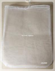 sac à laits végétaux thermomix lolomix