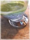 smoothie vert graines de chia thermomix lolomix